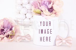 Styled Stock Photo - Coffee Mug Disp