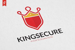 King Secure Logo