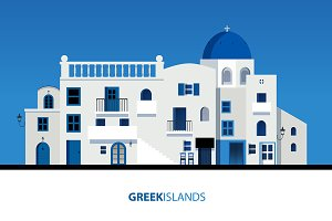 Greek Islands Collection