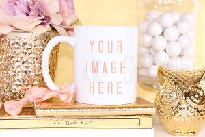 Styled Stock Photo - Coffee Mug