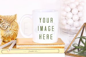 Styled Stock Photo - Mug Display