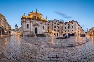 Saint Blaise Church in Dubrovnik