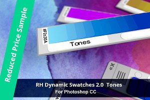 RH DynamicSwatches 2 -Tones (Sample)