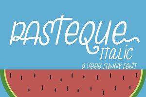 Pasquete Italic