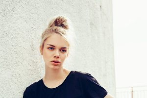 fashion urban girl