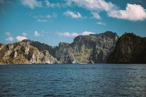 Karst Limestone Islands