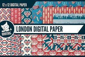 London digital paper