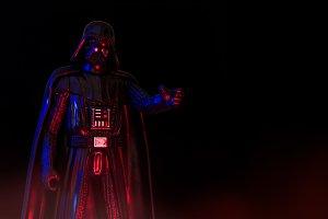 Darth Vader in Darkness