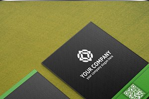 Modern Corporate Business Card Vol.5