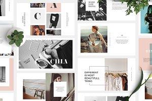 CHIA | Keynote Template