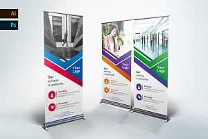 Roll up banner Business - nex