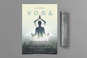 Yoga Flyer 2