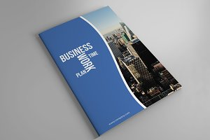 Corporate Brochure Template-V723
