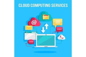 Cloud Computing Services Banner