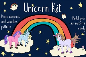 Unicorn Kit: Build your own unicorns