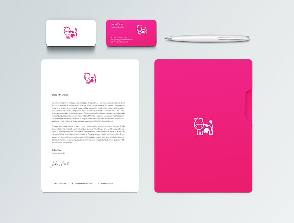 Moo Baby Logo Extended License