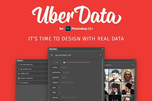 UberData plugin for Photoshop