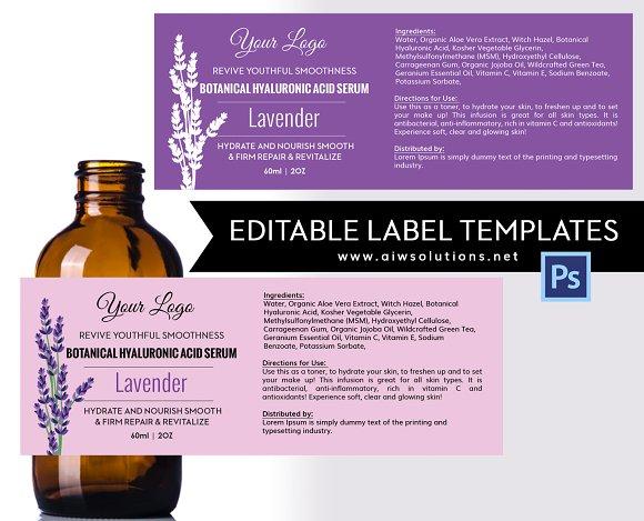 Lavender Label Id08