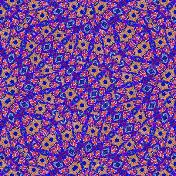 Modern Intersecting Seamless Pattern
