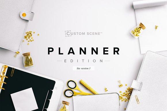 Planner Ed Lite 1 Custom Scene