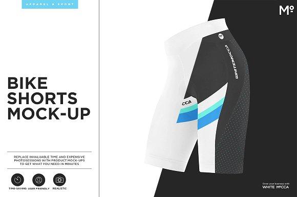Download Bike Shorts Mock-up