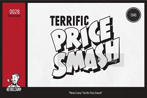 "0028 - ""Terrific Price Smash"""