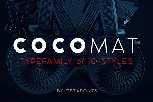 COCOMAT - 10 styles