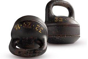 Sports weights
