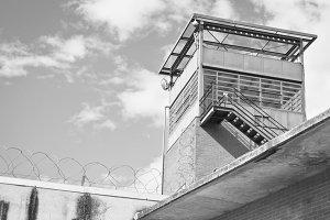Prison monochrome