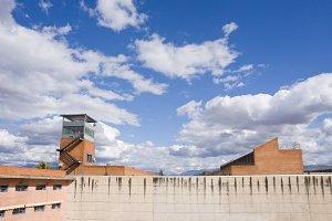 Prison landscape