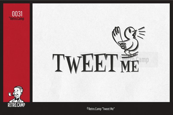 "Retro.Camp 0031 - ""Tweet Me"""
