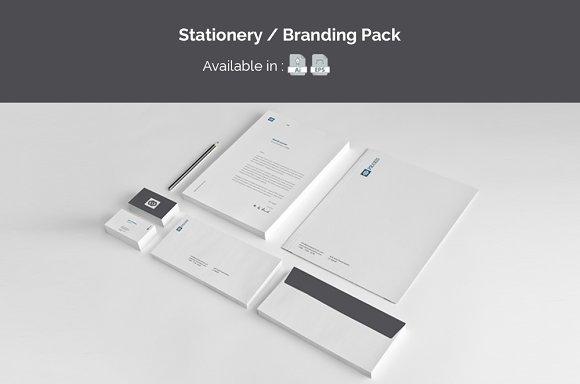 Stationery Branding Pack