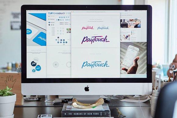 logo presentation template presentation templates creative market