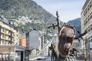 People of Andorra La Vella