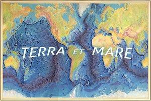 Terra et Mare - Relief Map Textures