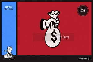 "Retro.Camp B20 - ""MoneyBag"""