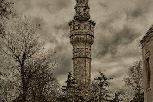 yangın kulesi