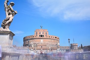 St. Angelo, Rome.
