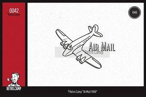 """Retro.Camp 0042 - """"AirMail 1940"""""""