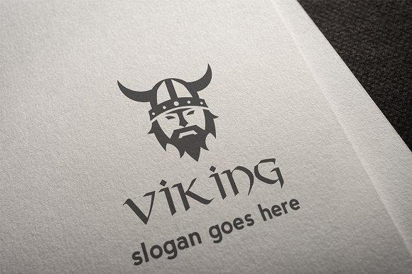 Viking Logo ~ Logo Templates ~ Creative Market