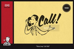 """Retro.Camp 0048 - """"Call! 1950"""""""