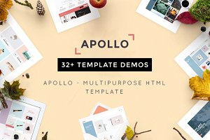 Apollo - Multipurpose HTML5 Template