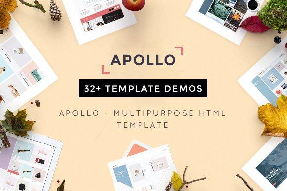 Apollo Multipurpose HTML5 Template