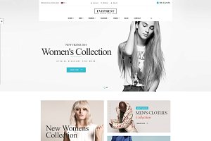 Ves Eveprest Magento 2 Fashion Theme