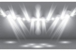 Light from Spotlight