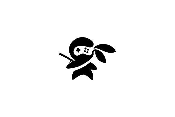 Ninja Gamer Logo