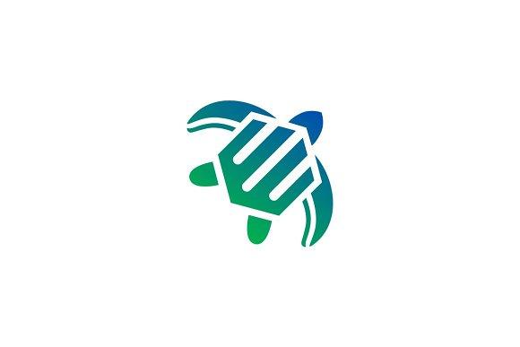 Turtle Logo Template