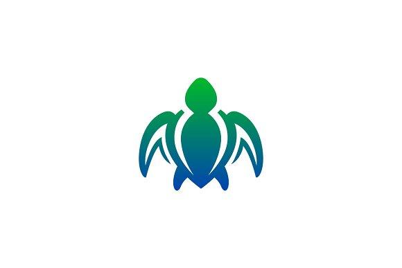 Turtle Logo Template Templates Creative Market
