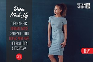 Dress Mock-Up 2017
