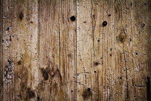 Beautiful Grunge Wooden Texture